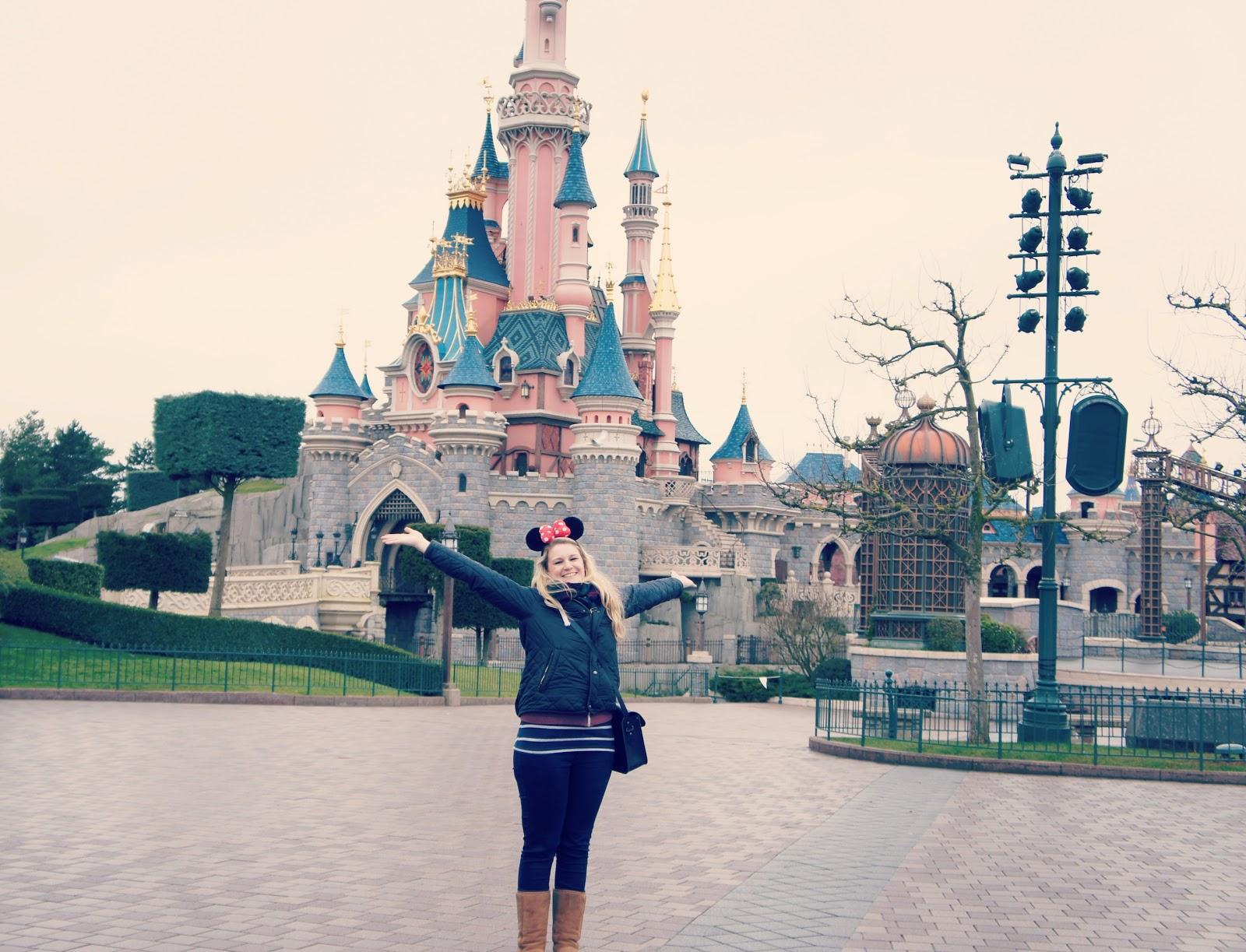 A Day In Disneyland Paris Charlotte Ruff