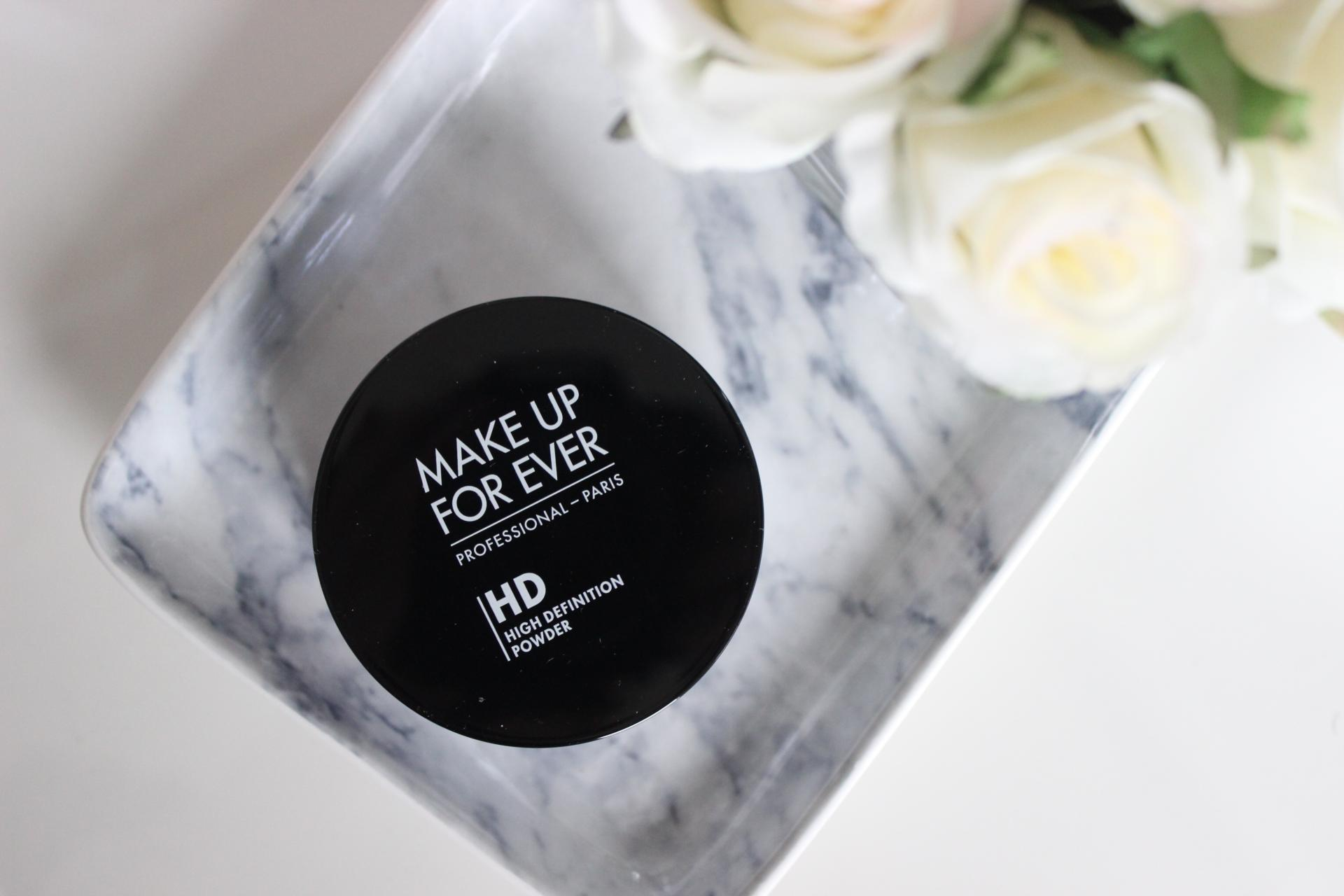 Makeup For Ever HD Powder