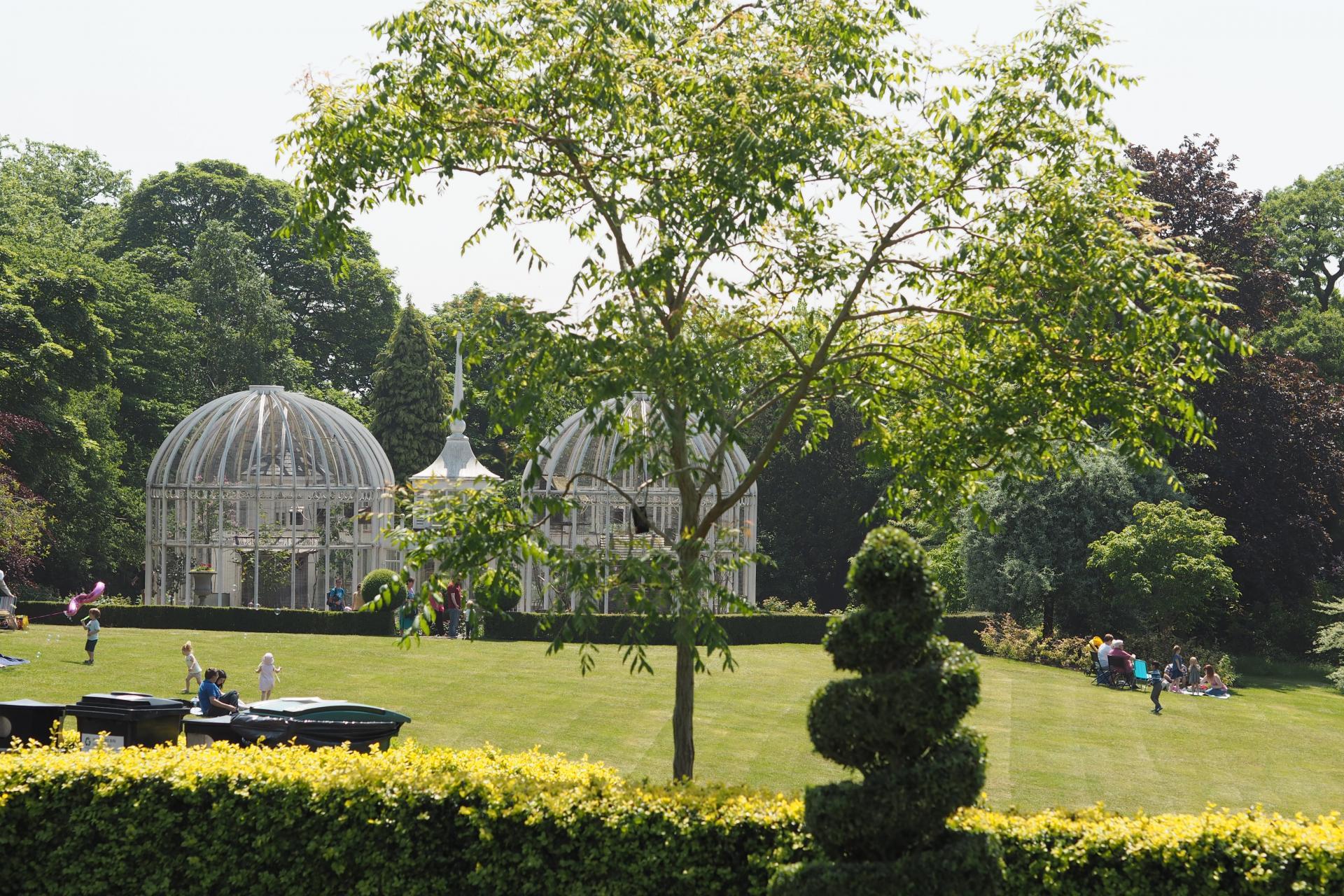 Birmingham Botanical Gardens Charlotte Ruff Uk Travel