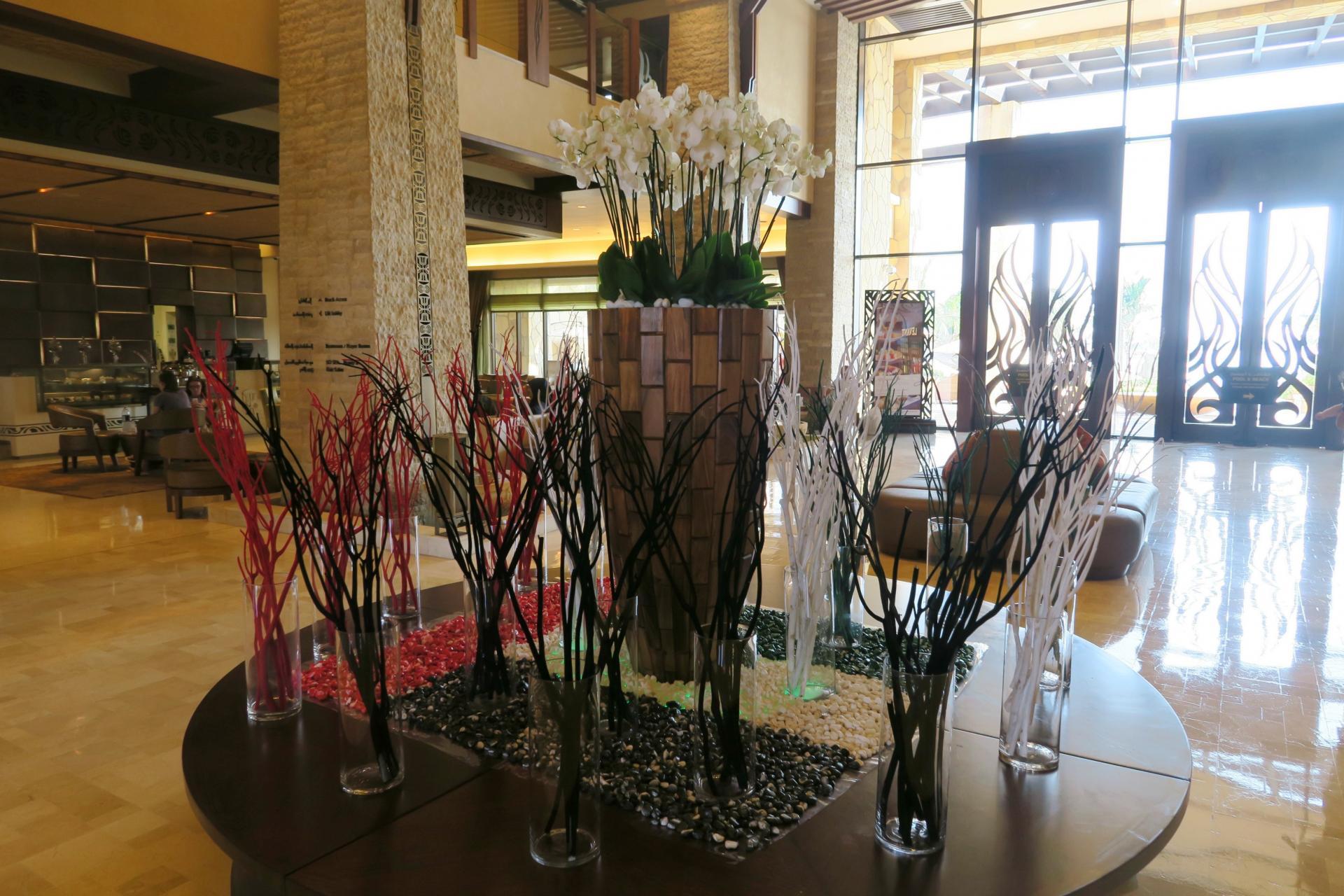 Sofitel Dubai The Palm Lobby