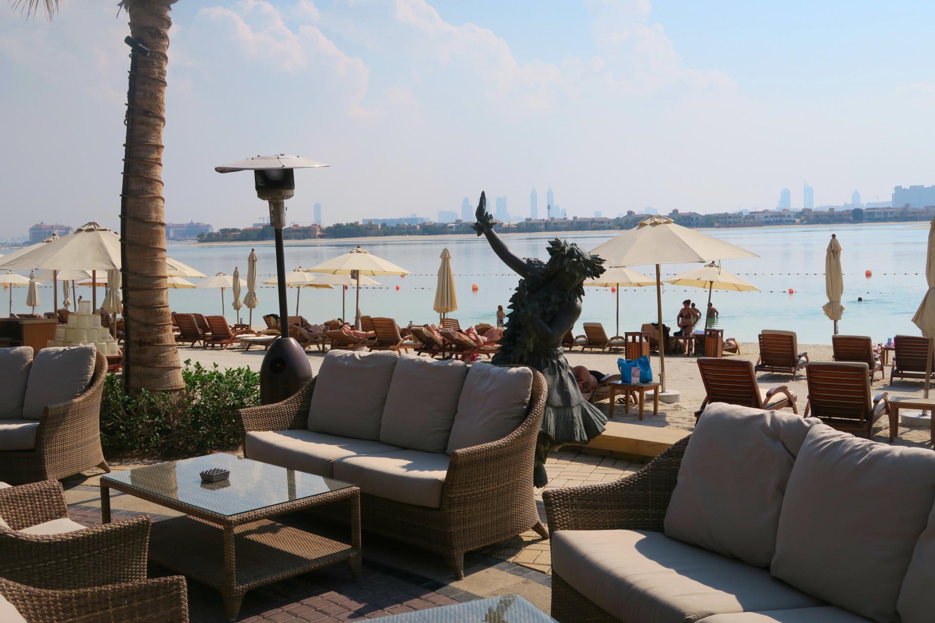 Sofitel Dubai The Palm Beach Restaurant