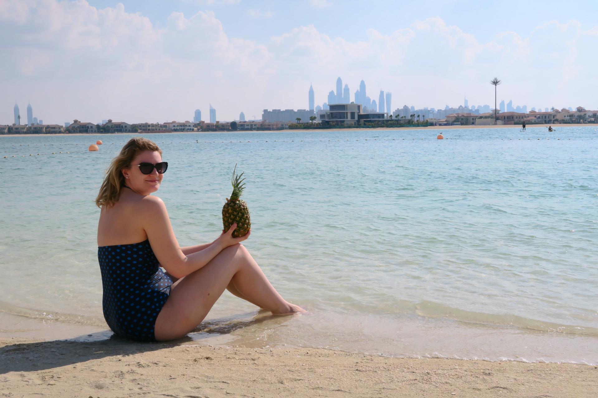 Sofitel Dubai The Palm Private Beach