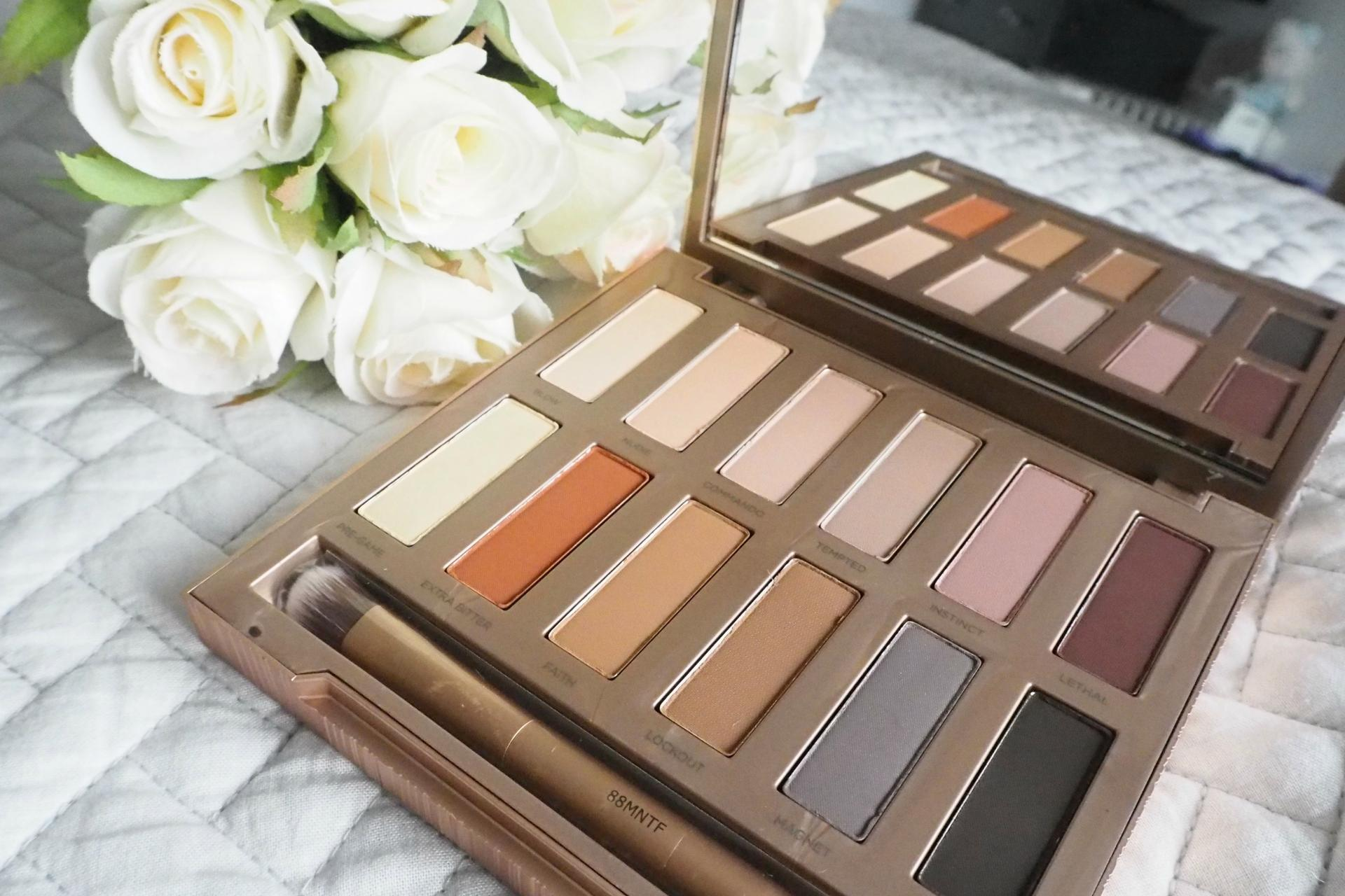 How to use urban decay's ultimate basics naked palette