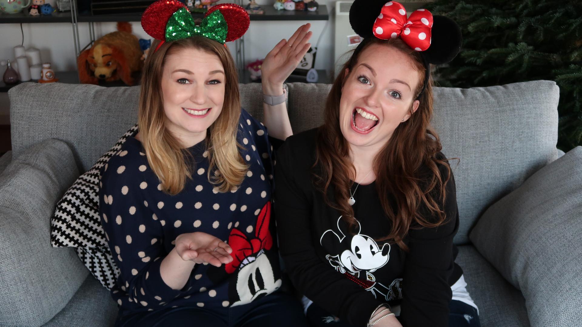 Disney Trip Announcment