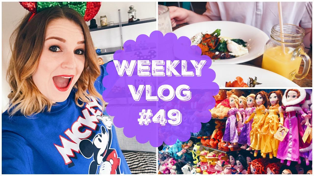 weekly vlogging