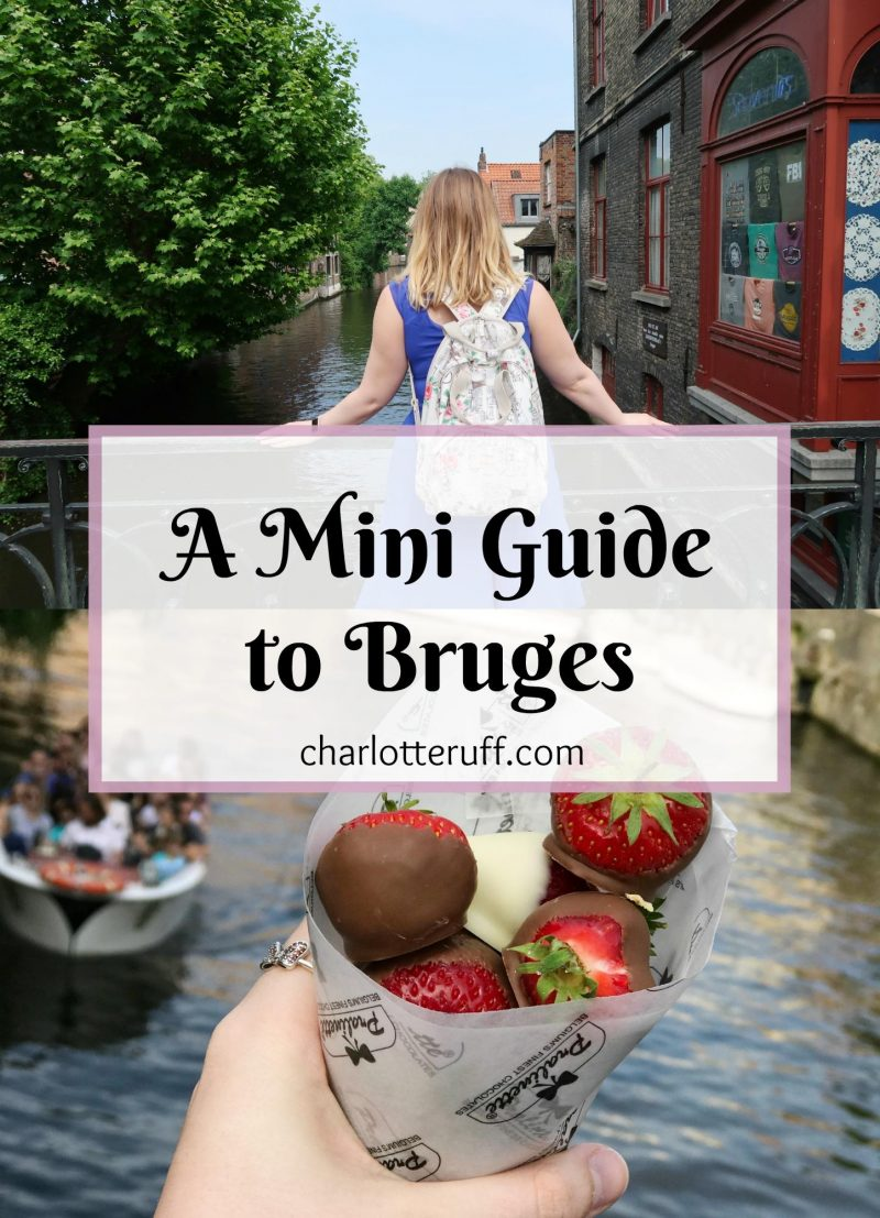 A mini guide to Bruges
