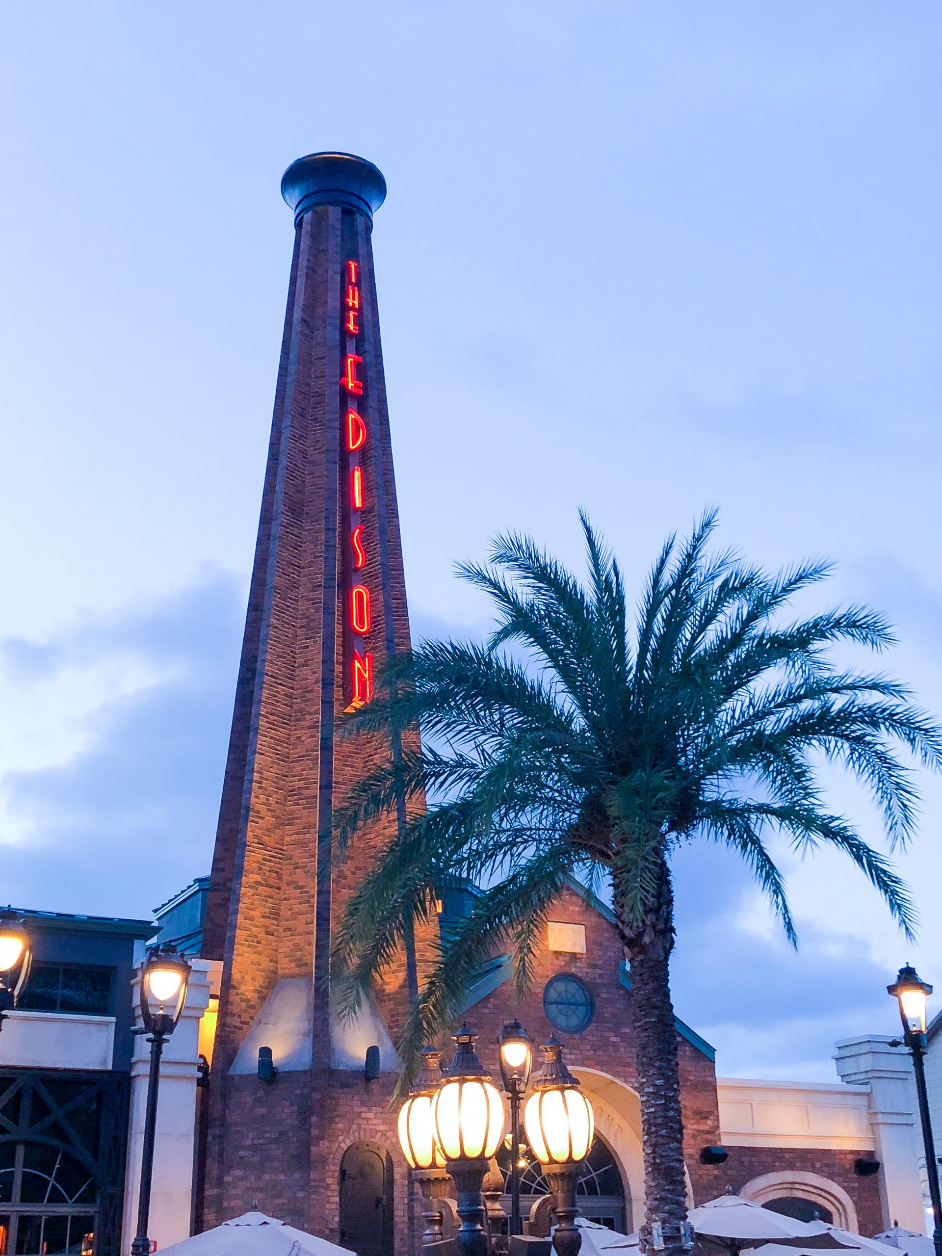 the edison, kissimmee