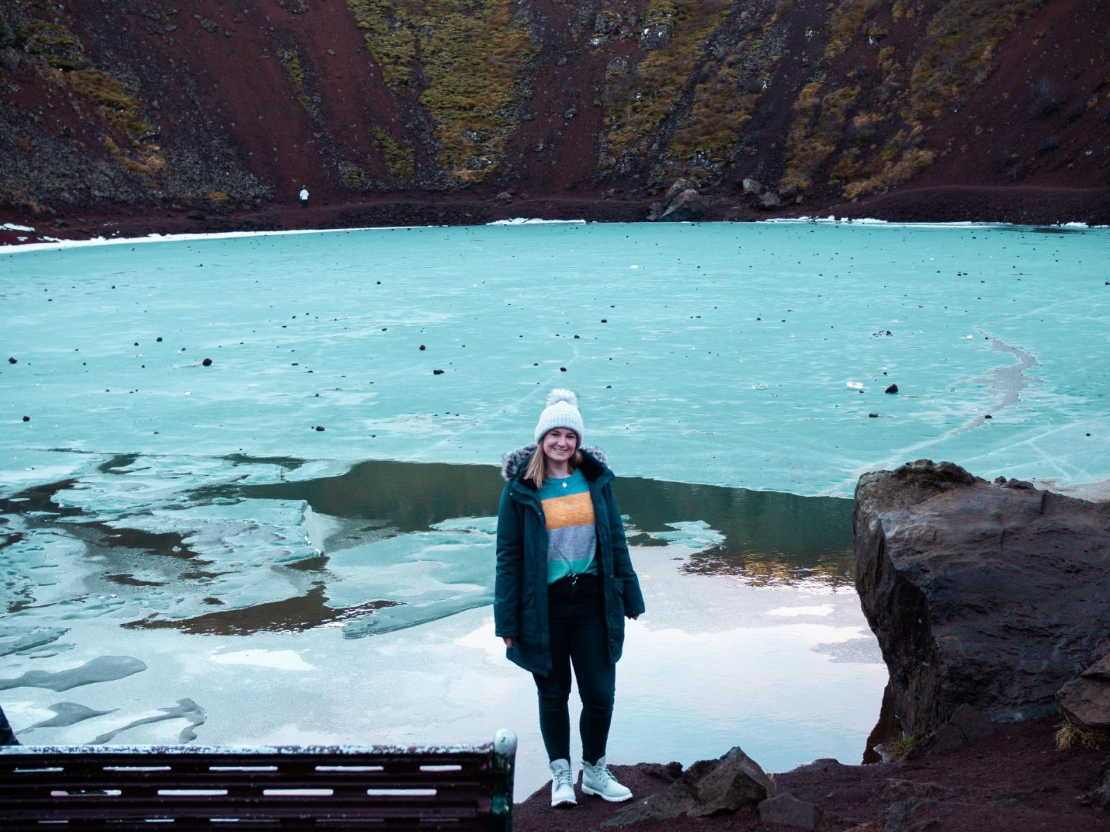 The Crater, Golden Circle Tour - Reykjavik, Iceland