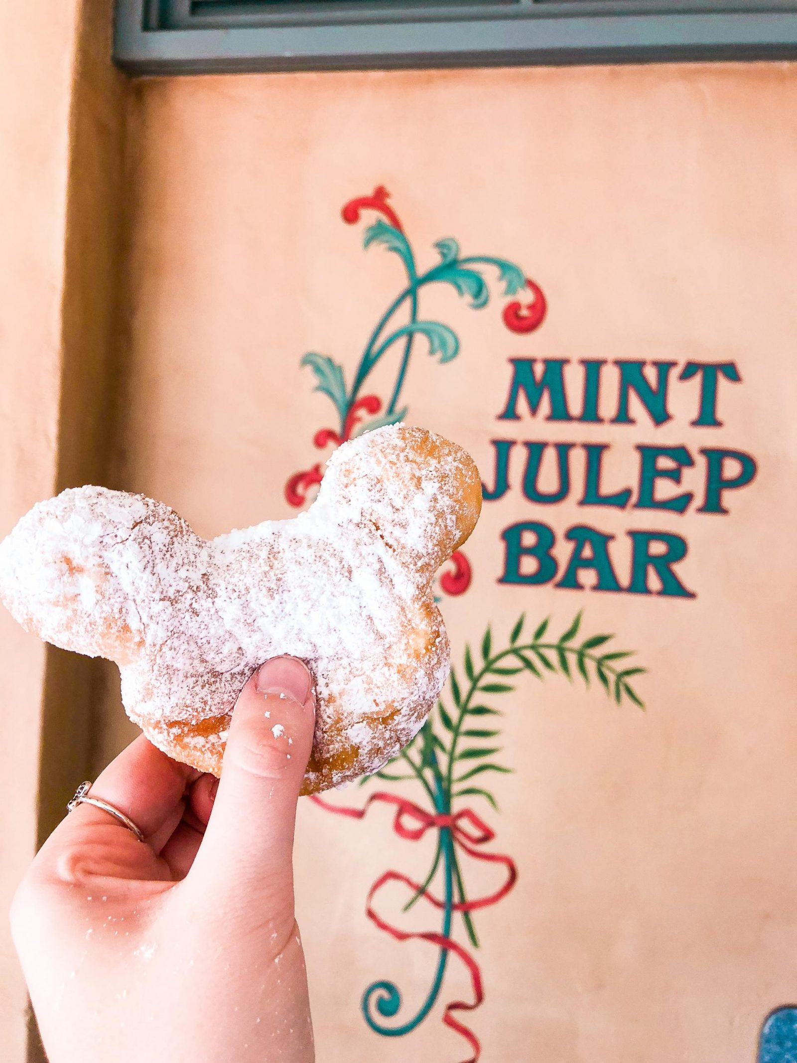 10 Must Do's at Disneyland for First-Timers - Mickey Beignets