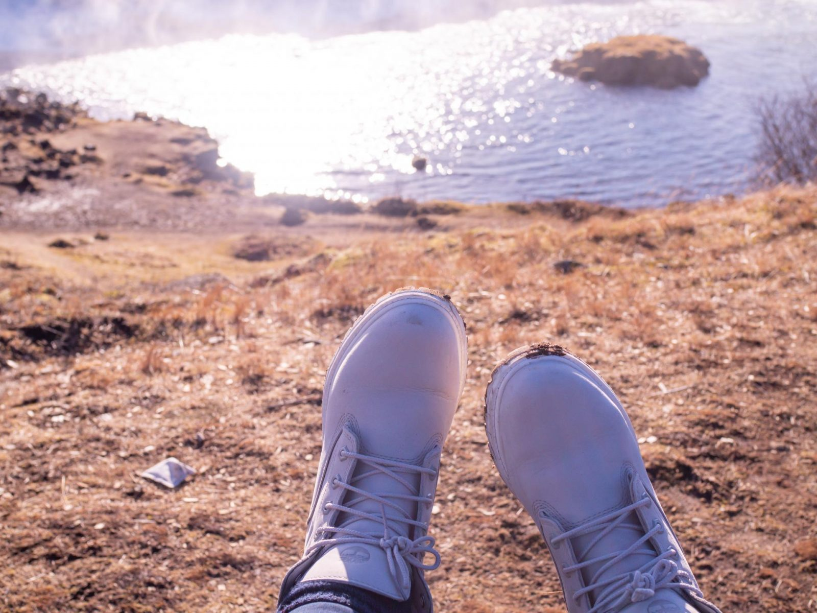 what to pack for a trip to Iceland - Timberland