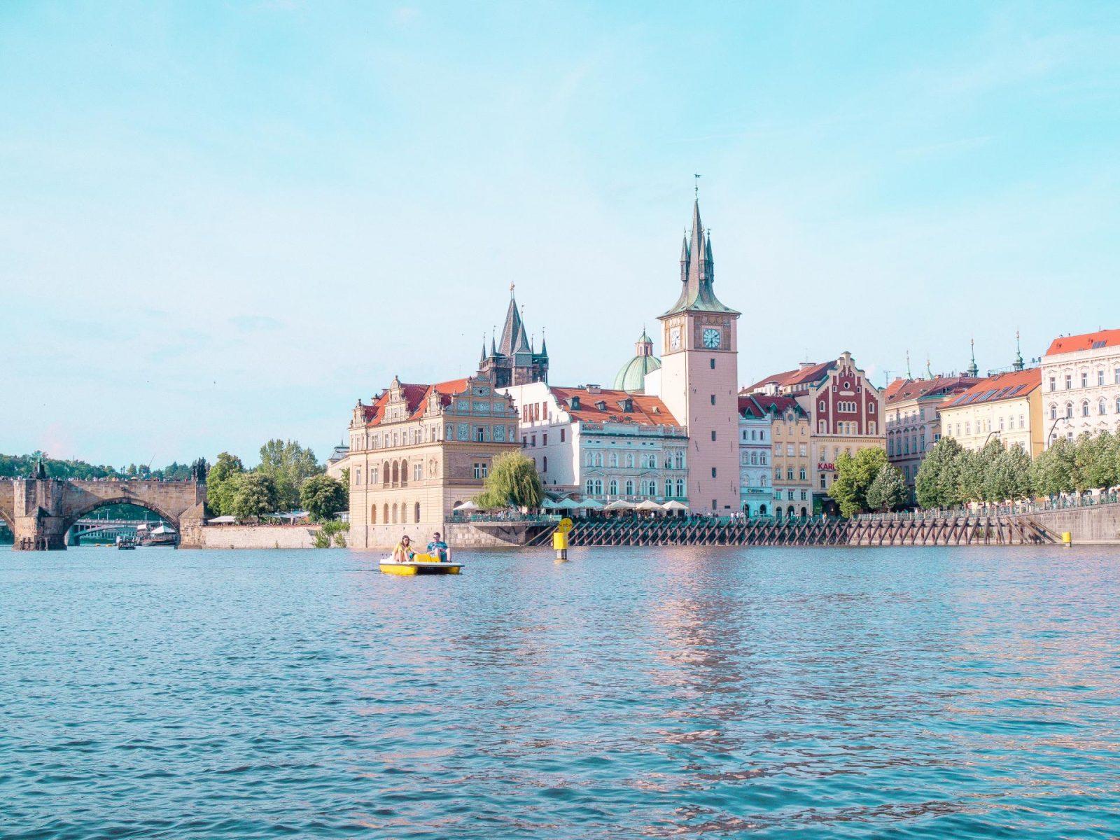 Prague - River