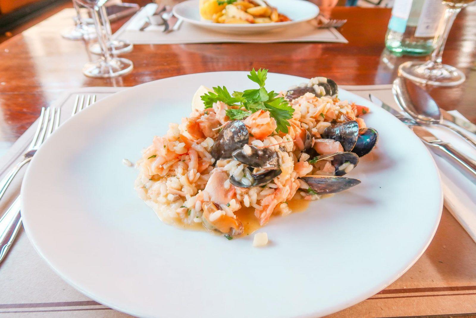 Prague - Botel Matylda Seafood