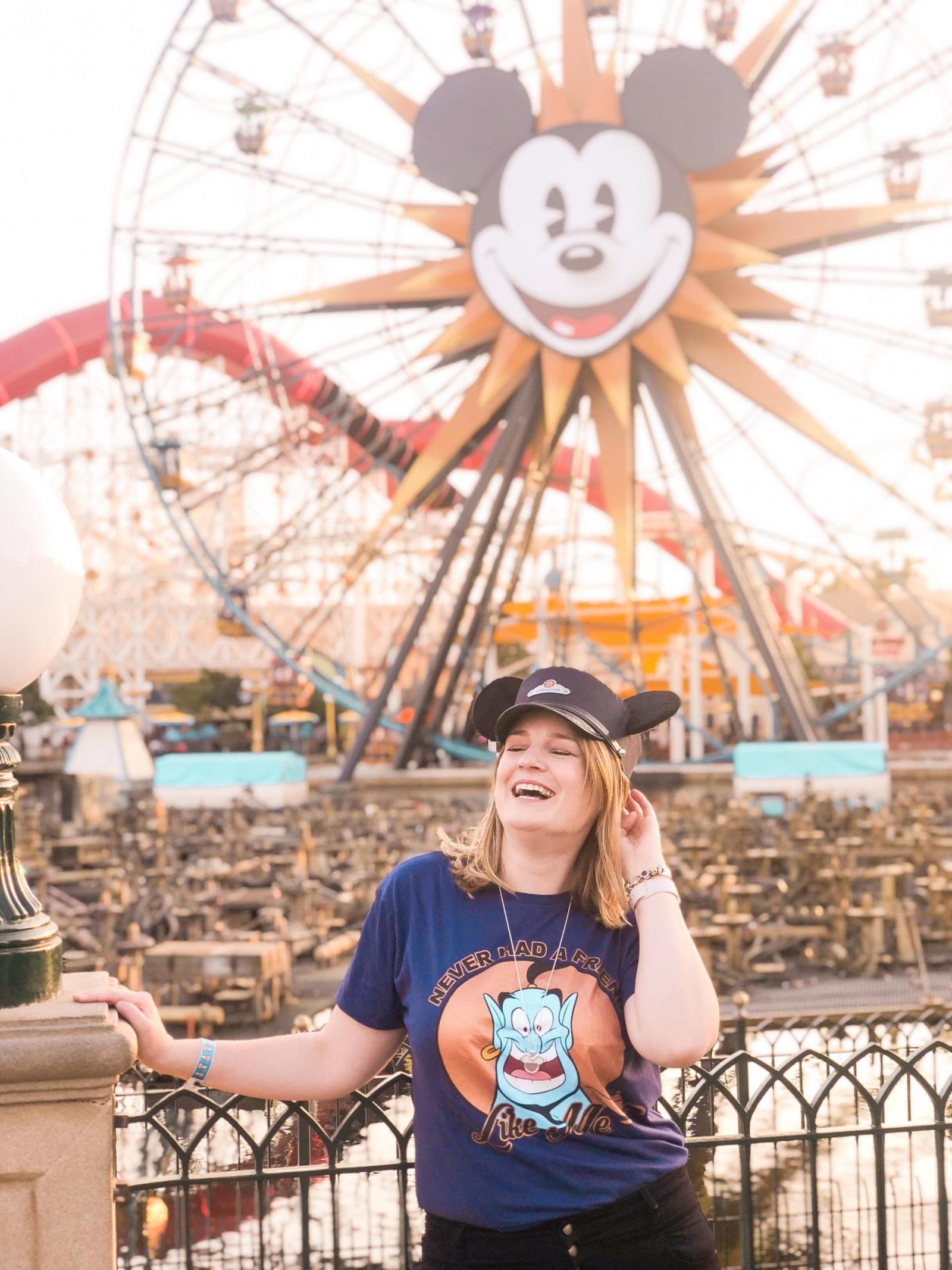 Disneyland Bucket List - California Adventure