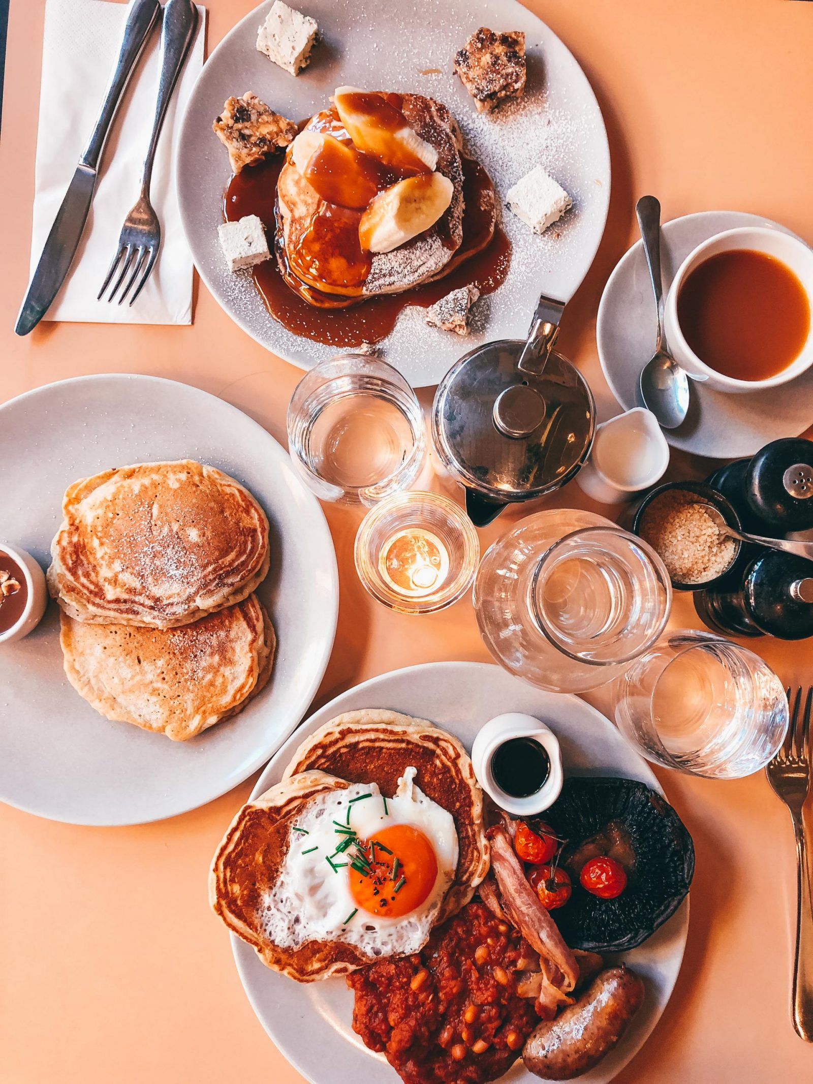 WHERE THE PANCAKES ARE FLATLAY