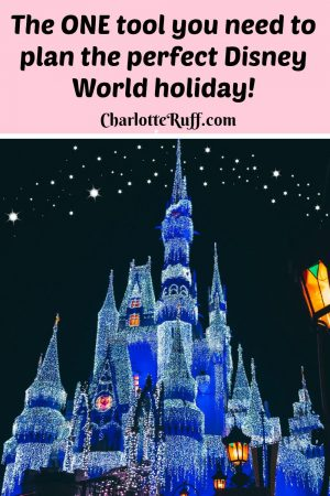 Plan the perfect Disney World Holiday