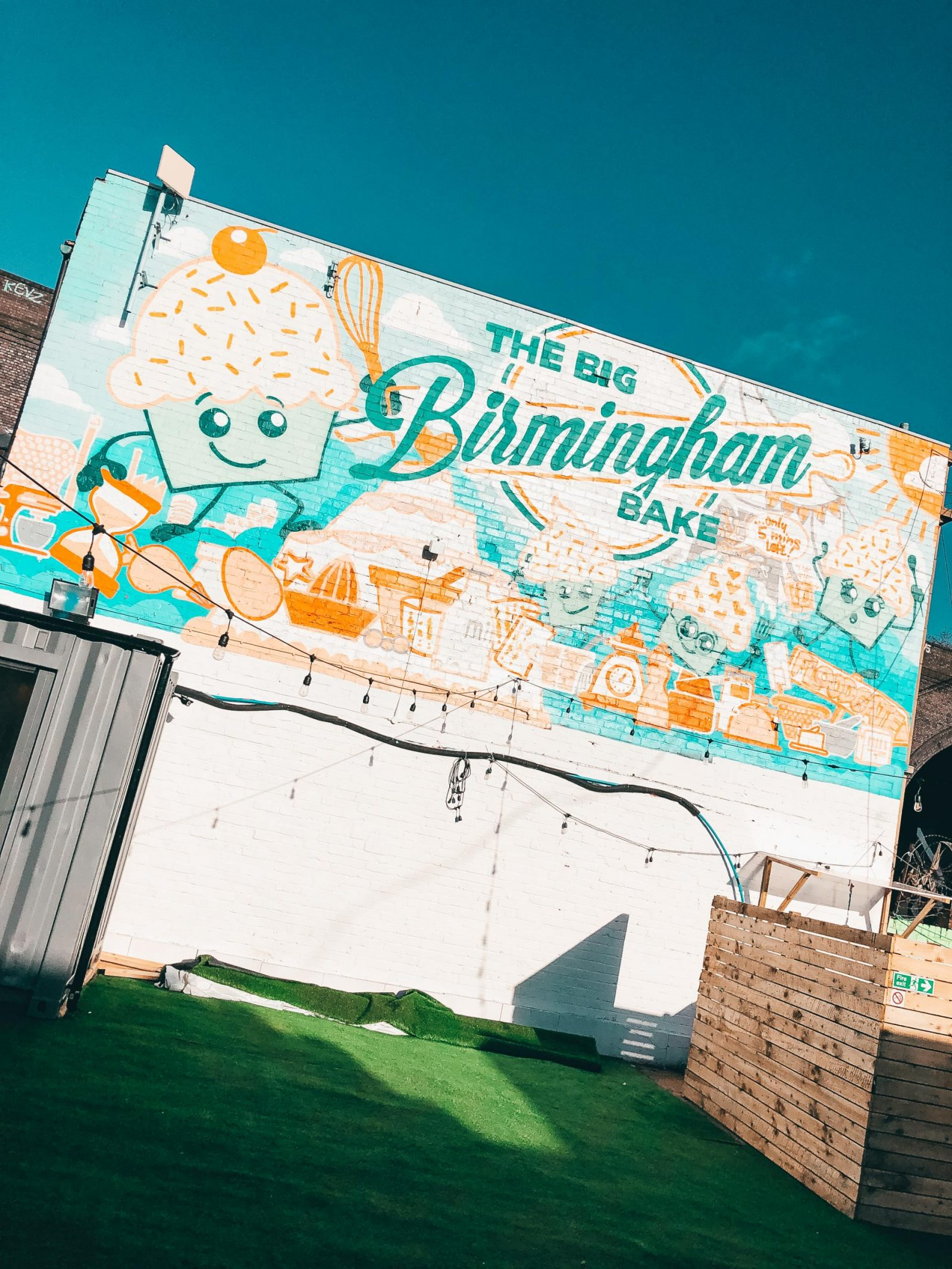 The Big Birmingham Bake