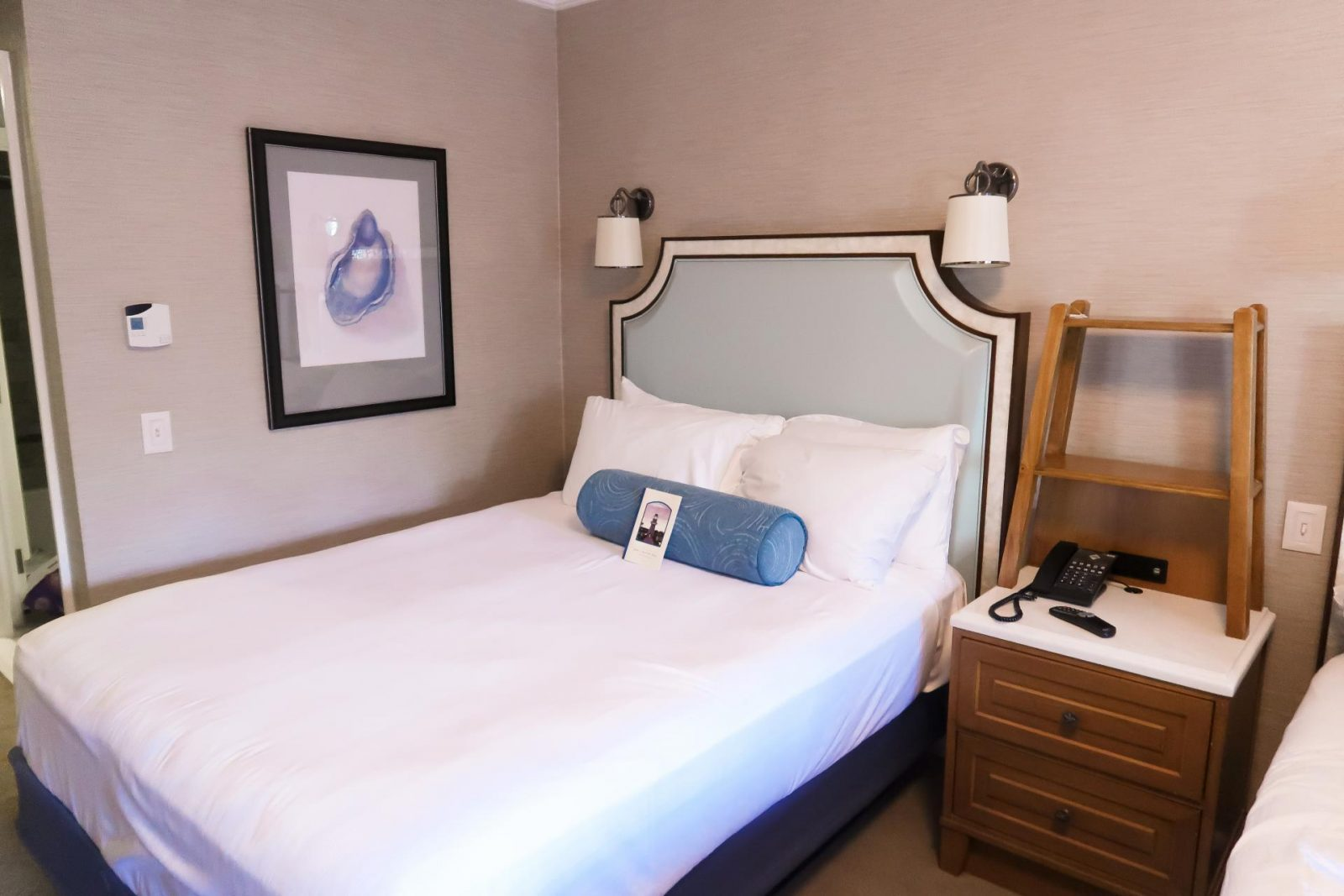 Standard Room Bed at Disney's Beach Club Resort