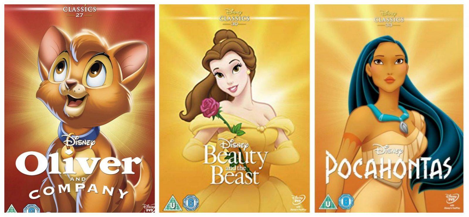 List of Disney Classics Films in Order - Charlotte Ruff