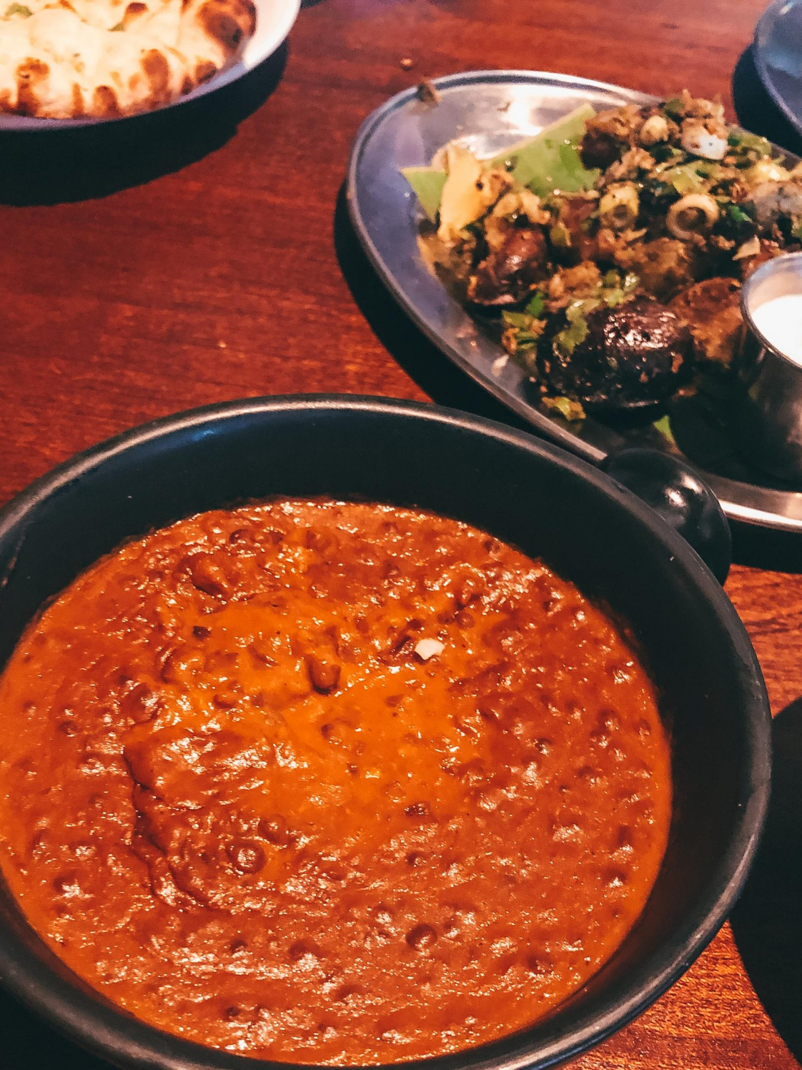 Famous House Black Daal at Dishoom Birmingham
